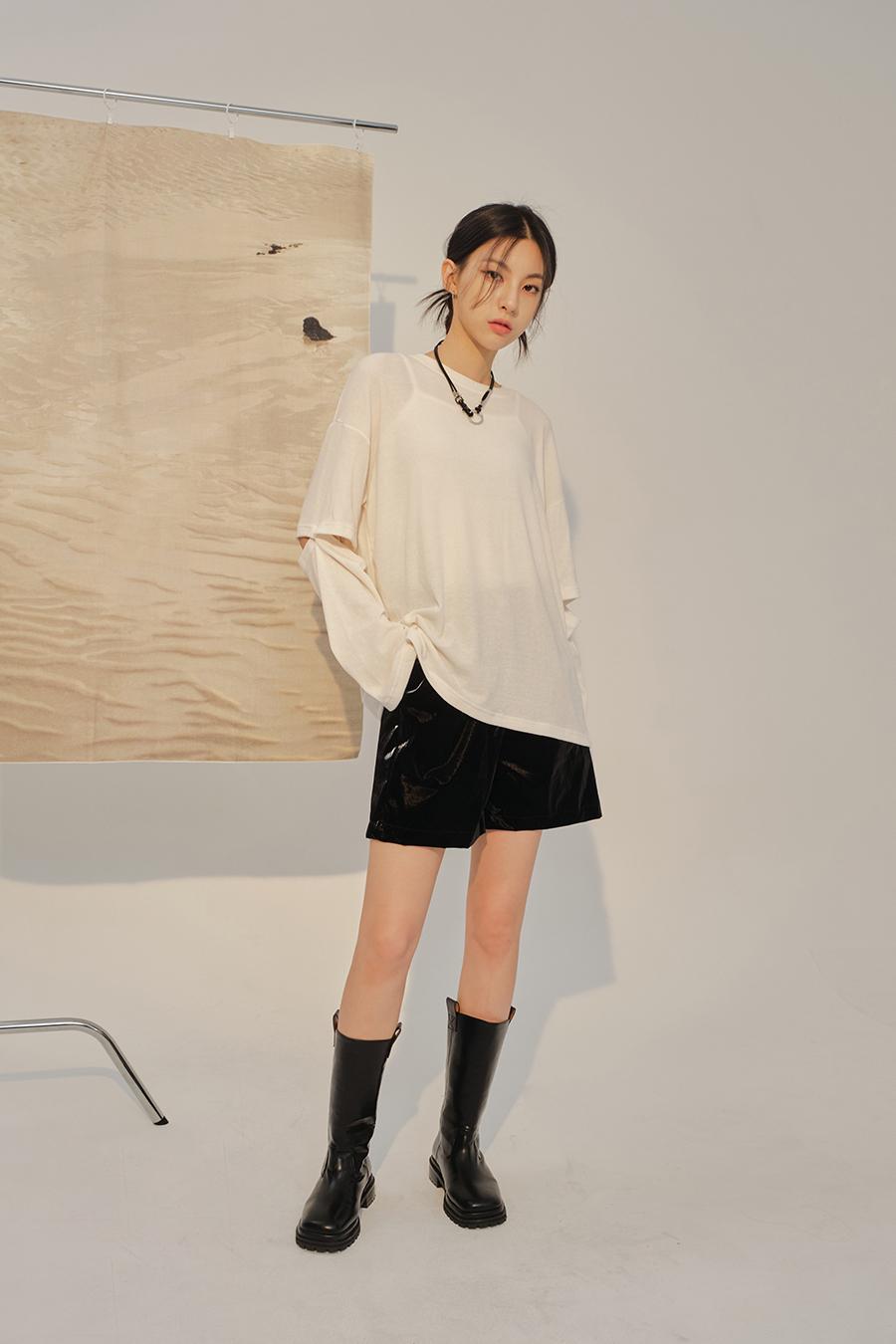 재킷 모델 착용 이미지-S1L45