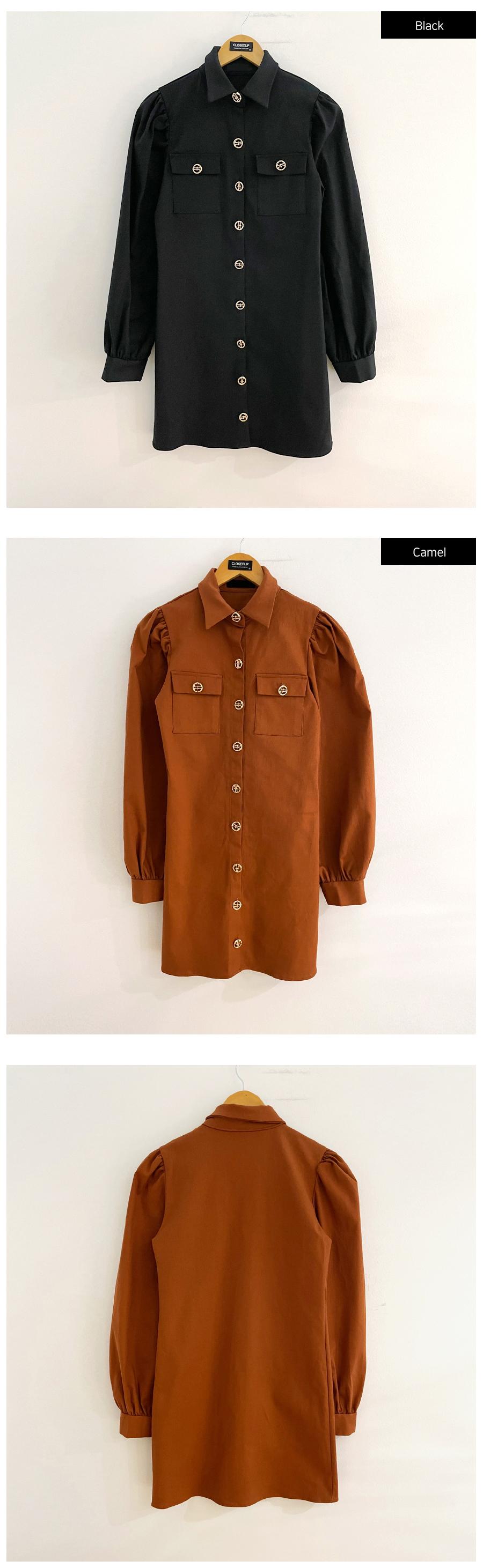 코트 브라운 색상 이미지-S1L42